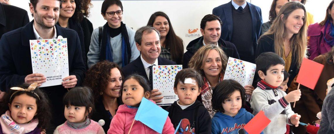 Organizaciones de #ElPlanInicial entregan propuestas para mejorar la calidad parvularia