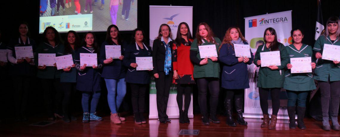 Equipos educativos Integra se certifican como Promotores de Vida Activa
