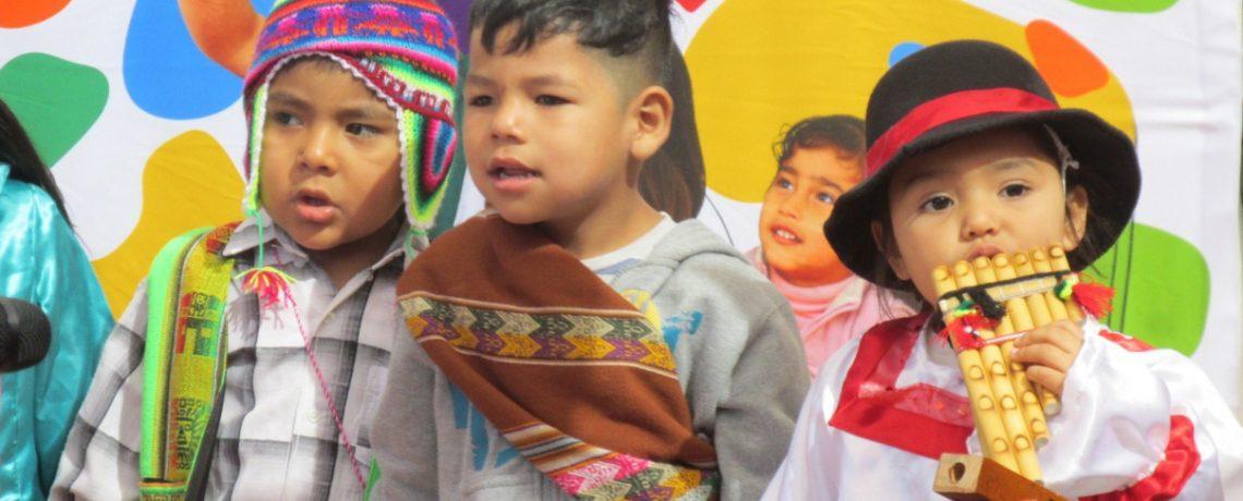 Acercando los jardines infantiles a la cultura y lengua aymara