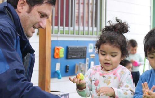 Director Ejecutivo de Integra visita jardines infantiles de Atacama