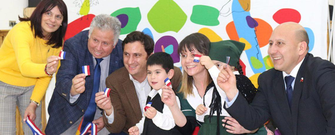 Se inaugura nueva infraestructura de jardín infantil Agualuna de Dalcahue