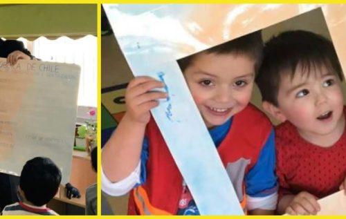 Primera Cédula de Identidad para niños de Paillaco