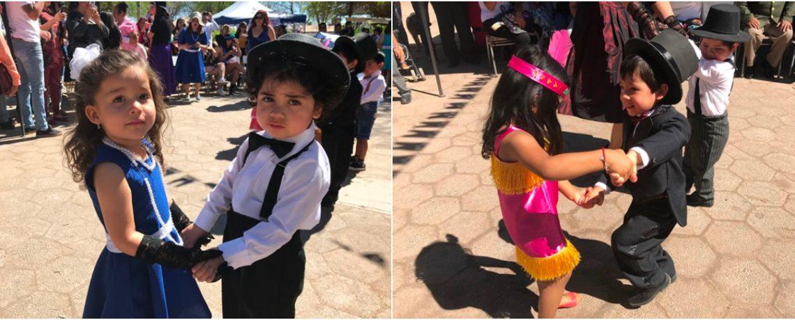 Jardín infantil celebra fiesta pampina en María Elena