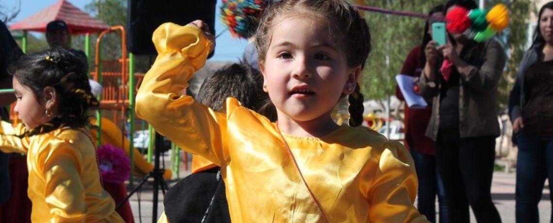 Fiesta intercultural reunió a los habitantes de Diego de Almagro