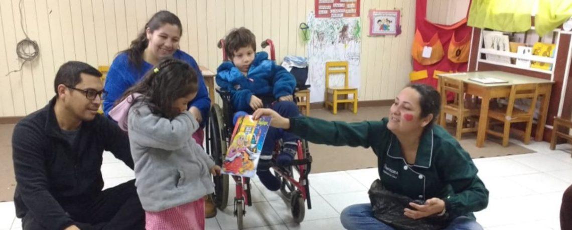 Educadora de Párvulos de Integra recibió premio a la mejor de Chile