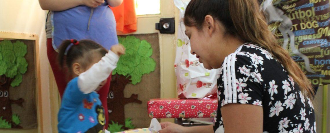 Una Navidad junto a los niños del Centro Penitenciario Femenino de Valparaíso