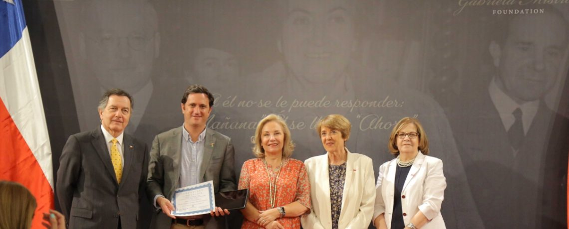 Gabriela Mistral Foundation entrega Ipads a jardín infantil Integra