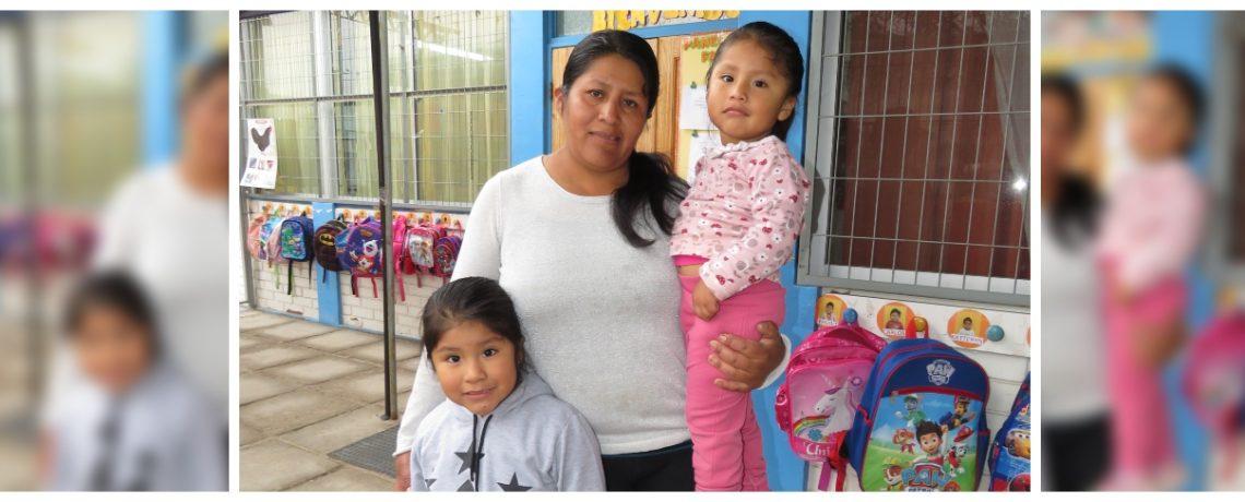 Familias comprometidas con la educación inicial