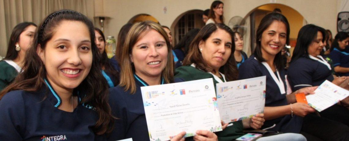 Certificación en formación de vida activa