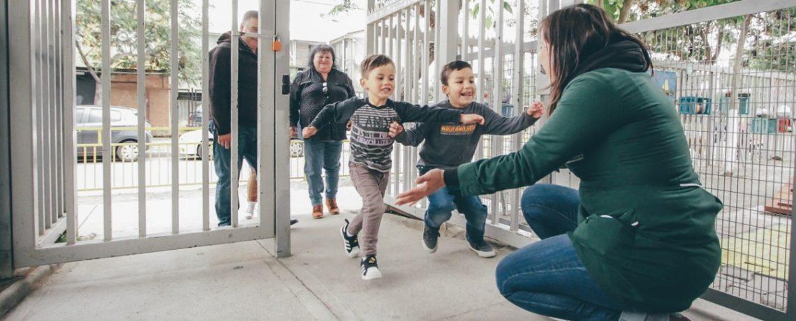 ¿Cómo prepararse para el primer día de jardín infantil?