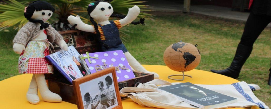 Comenzó la ruta de Gabriela Mistral en jardines infantiles de Integra