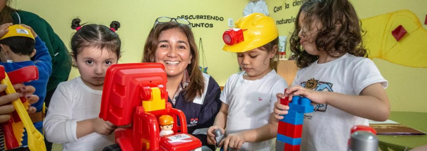 Cuna Integra Y Salas Infantil Fundación Jardín erdCWQxBo