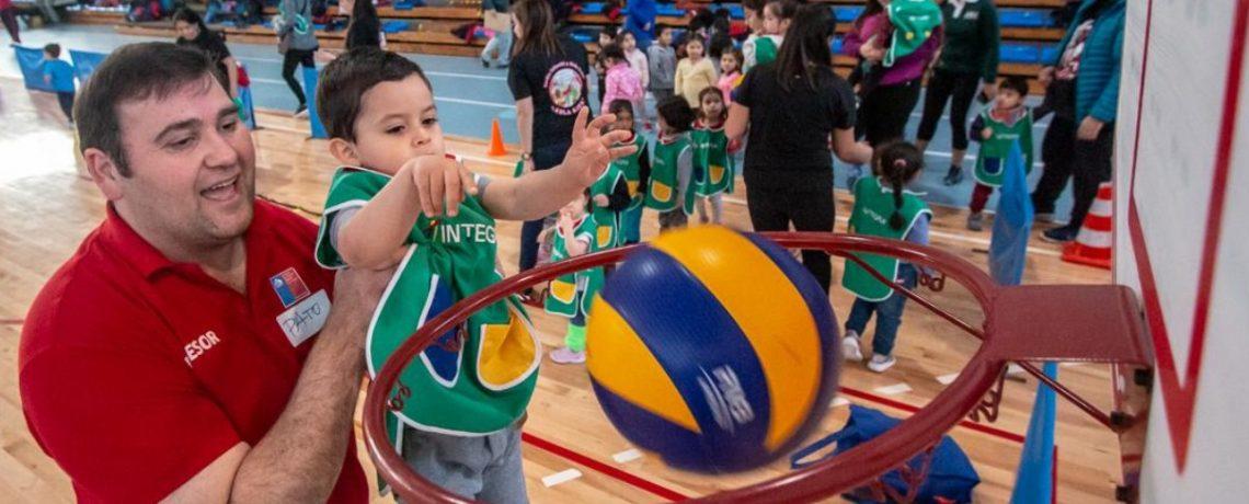 Apoyando la vida activa en Magallanes
