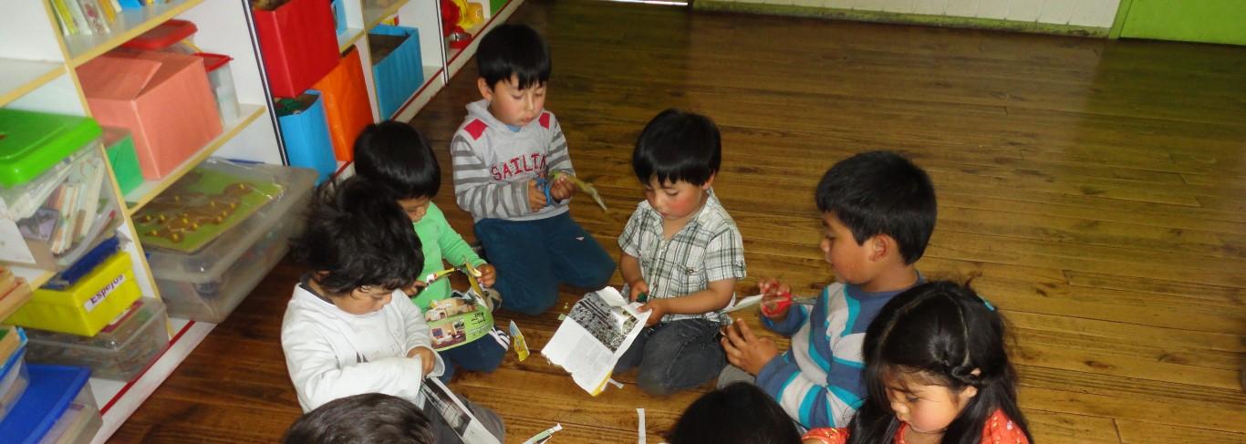 #ComparteEducación: Rescatando los juegos mapuches