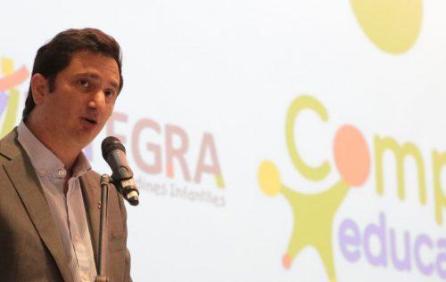 Director Ejecutivo inaugura seminario #ComparteEducación