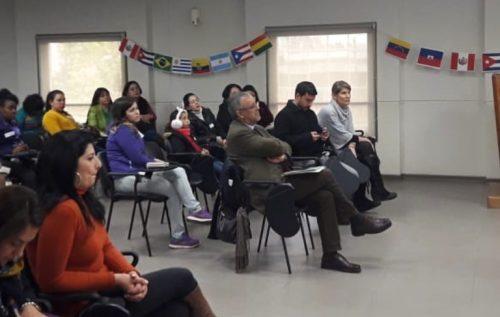 Encuentros con familias migrantes promueven la integración