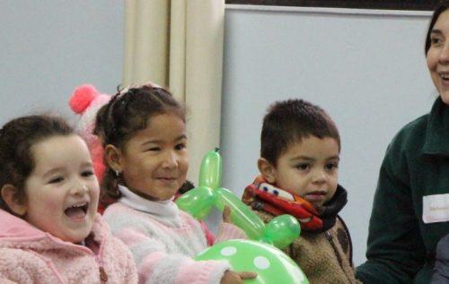 """Más de 2000 niños vivirán la magia del invierno en """"Vacaciones en mi jardín"""""""