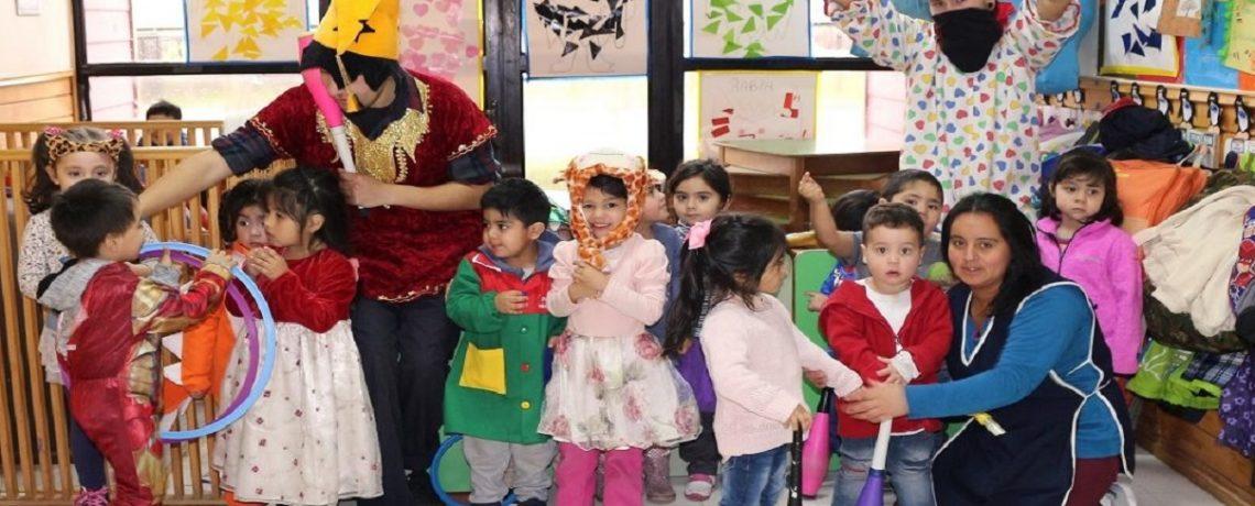 Más de 260 niños disfrutan sus vacaciones