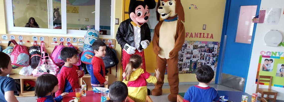 En la Araucanía también celebraron el Día de la Niñez