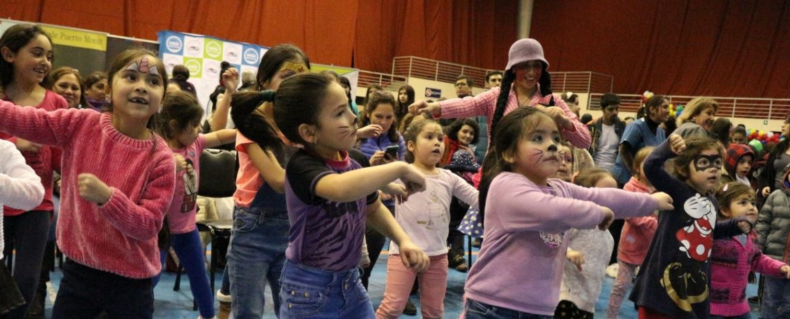 Primera Feria del Buen Trato en Puerto Montt