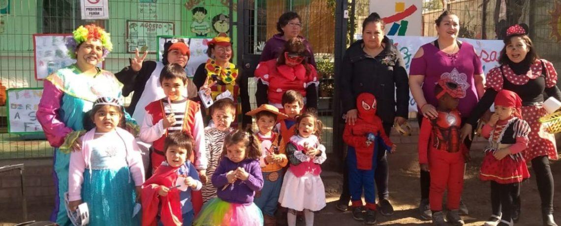 Jardines de la Región de Valparaíso celebran su aniversario