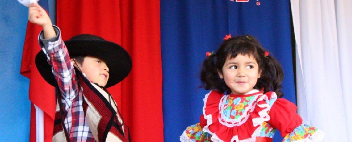 Celebramos Fiestas Patrias de Arica a Punta Arenas