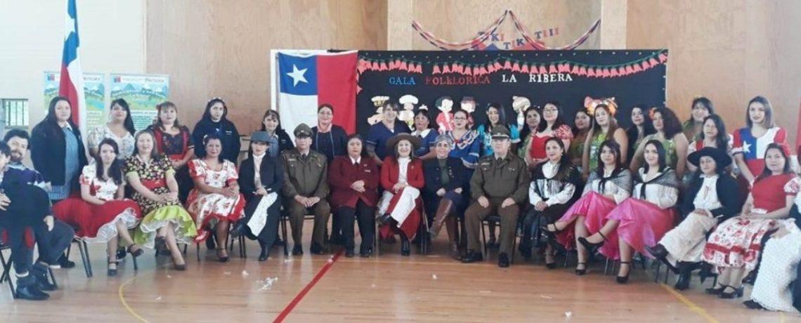 """Jardín infantil de Temuco """"recorrió"""" Chile"""