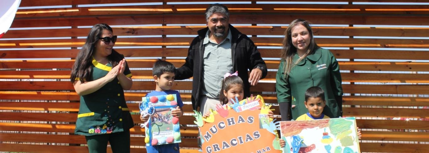 Un nuevo espacio educativo se abre en Tarapacá