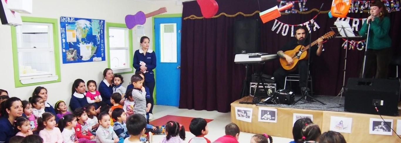 Celebramos a Violeta Parra en la Araucanía