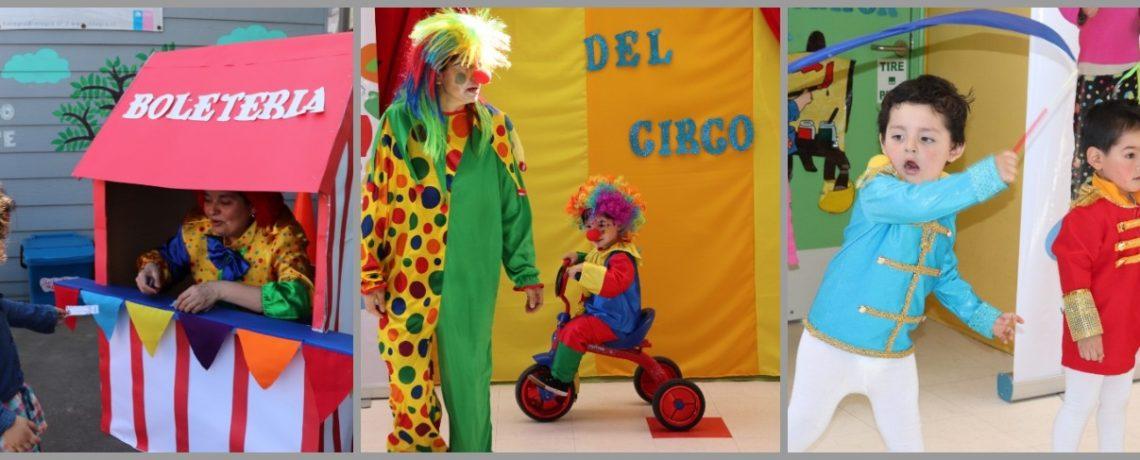 """Despedimos el """"Mes del circo"""" en Biobío"""