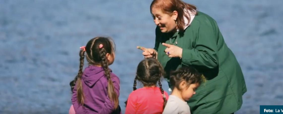 De la Patagonia a Roma, un viaje por la educación de calildad