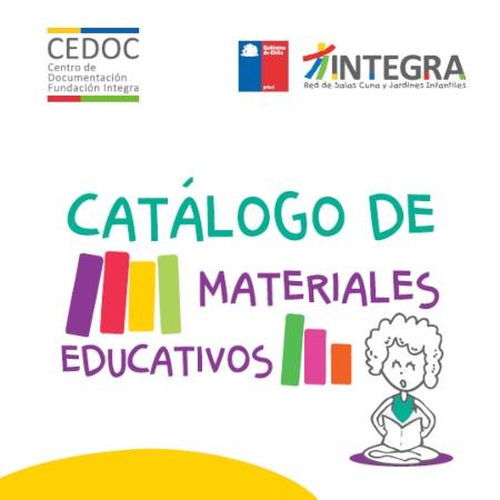 Catálogo de Materiales Educativos 2020