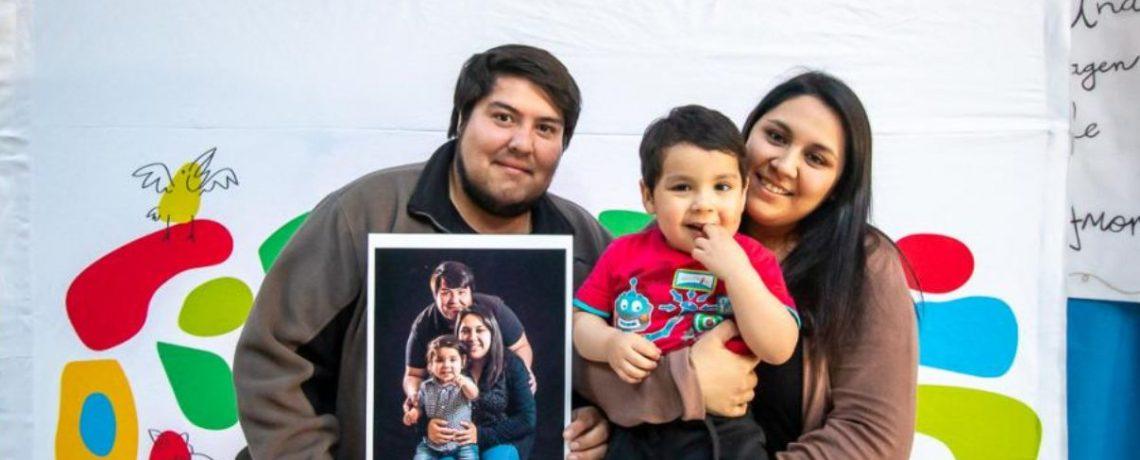 Fortaleciendo las competencias parentales en Magallanes