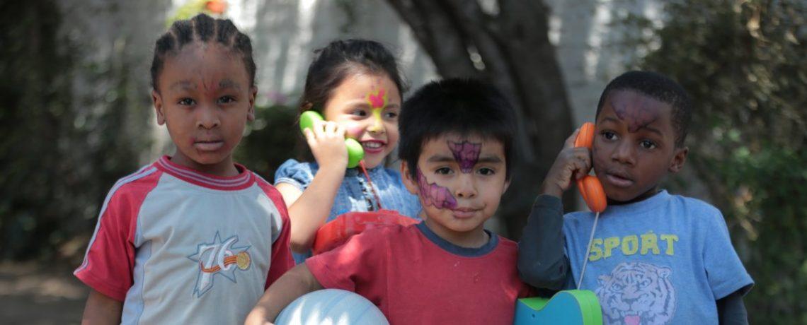 Protejamos a los niños durante los días de calor extremo