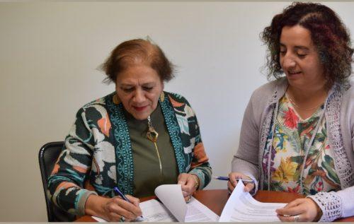 Fundación Integra y Universidad de Aysén firman convenio de cooperación