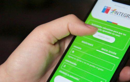Fundación Integra lanza aplicación mobile con material educativo para niñas y niños