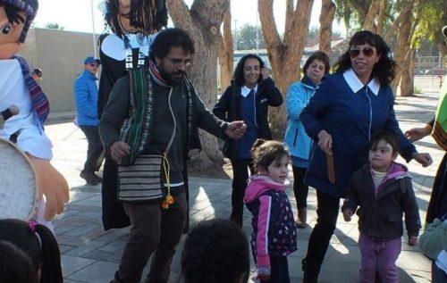 Jardines de Coquimbo desarrollan proyecto intercultural pese a la pandemia