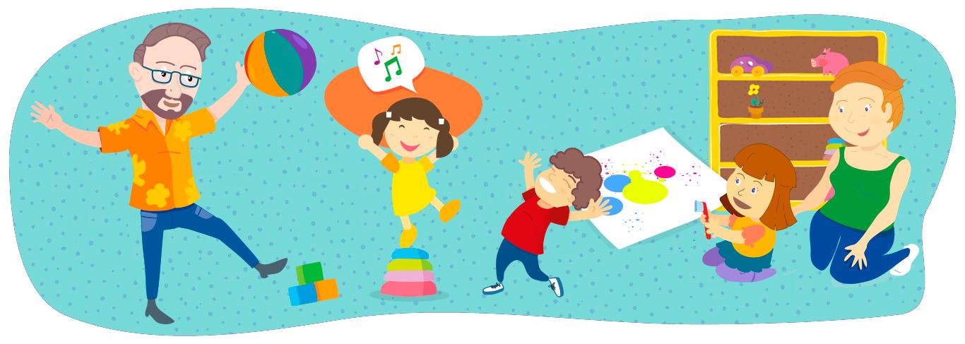 [4 a 6 años] Actividades para que los niños aprendan en casa