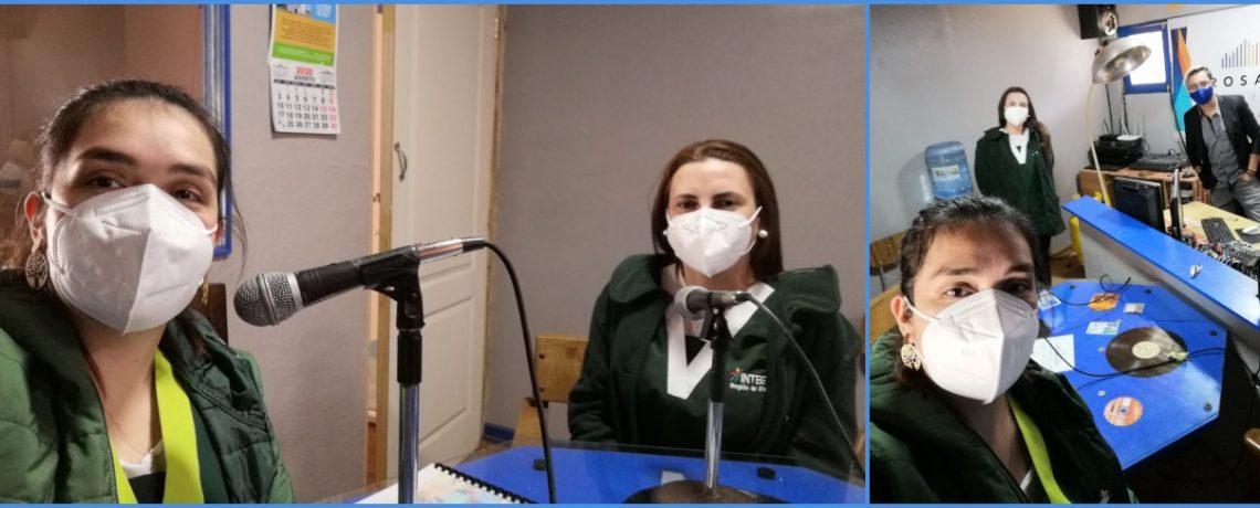 Jardín infantil de Litueche realiza encuentro familiar a través de la radio