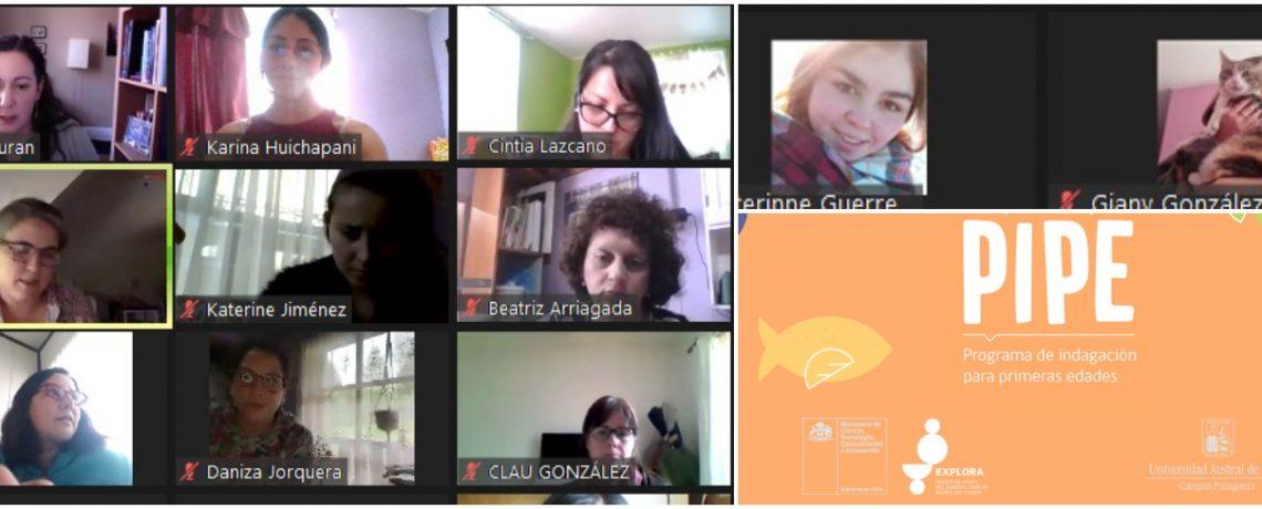 Educadoras de Aysén fortalecen sus competencias científicas