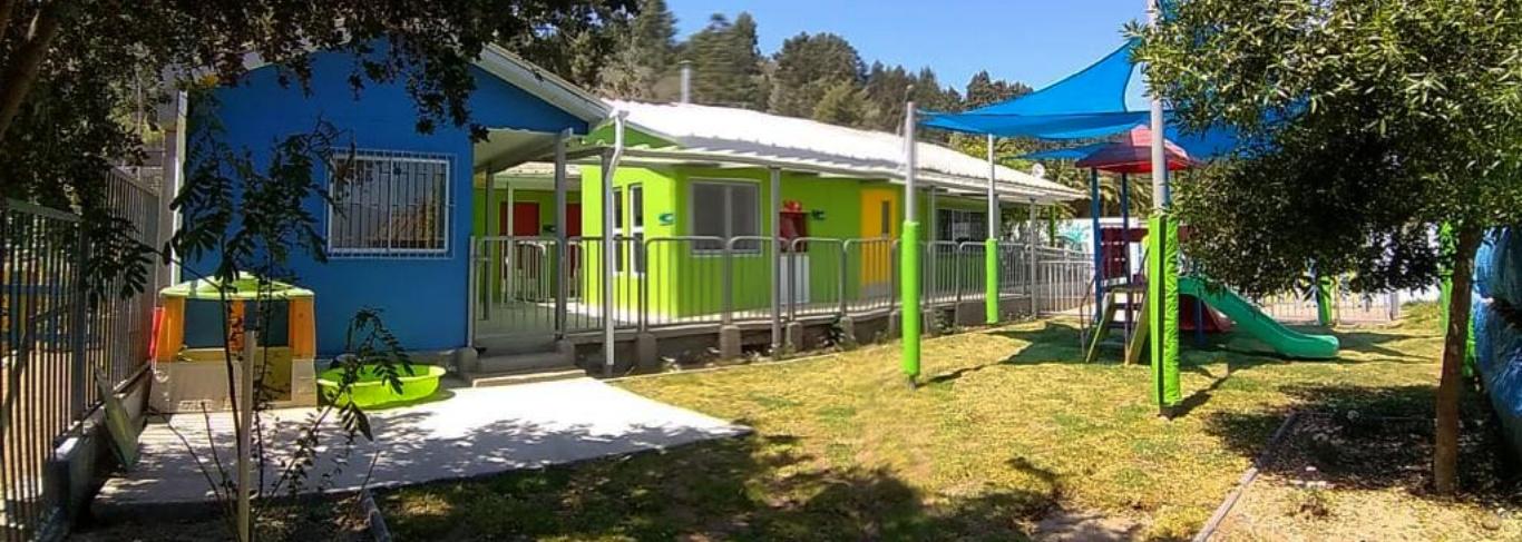 Mejoramos la  infraestructura en jardines de Salamanca y La Serena