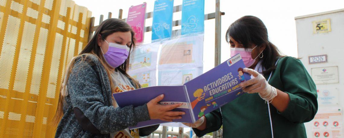 Educación parvularia en tiempos de pandemia