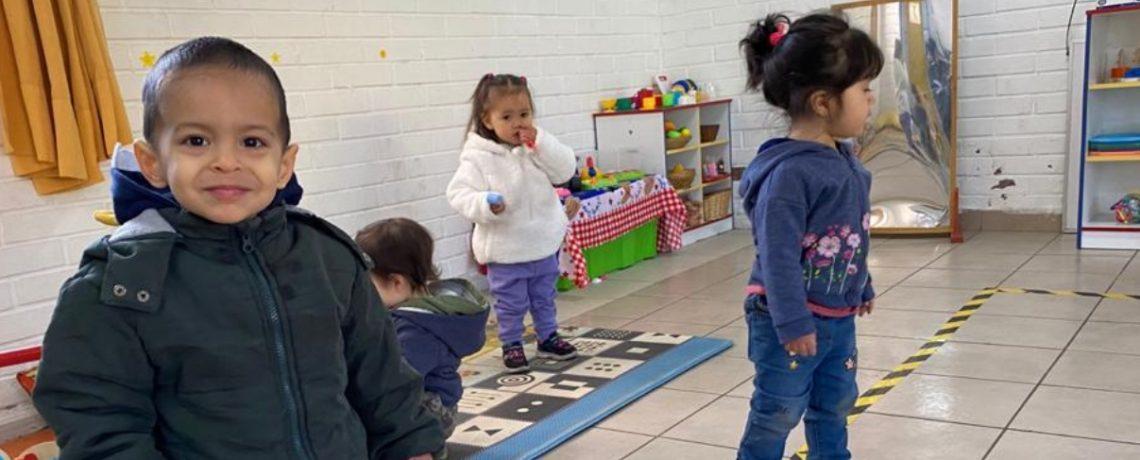 Masiva reapertura de jardines infantiles y salas cuna de Integra