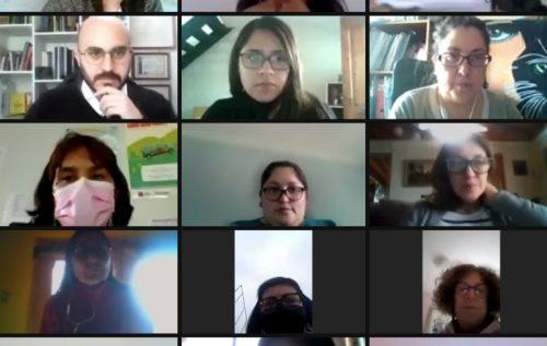 Profesionales de Integra se capacitan gracias a Fundación Arcor