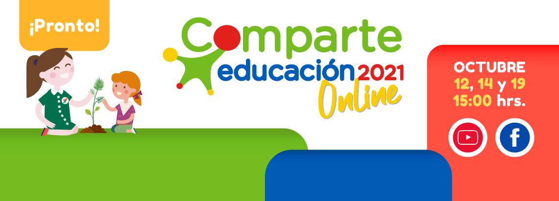 Comparte Educación 2021